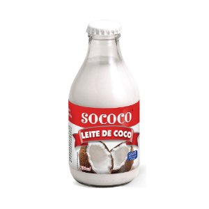 Leite De Coco Light - Sococo 200ml