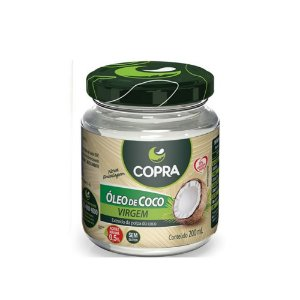 Óleo De Coco Virgem - Copra 200ml