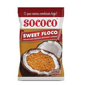 Sweet Floco Queimado - Sococo 1kg