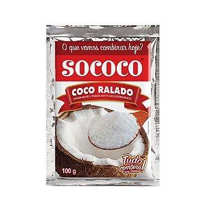 Coco Ralado - Sococo 100gr