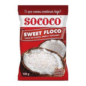 Sweet Floco - Sococo 100gr