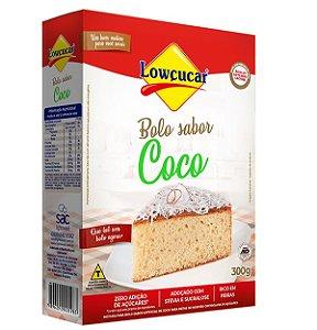 Bolo De Coco Zero - Lowçucar 300gr