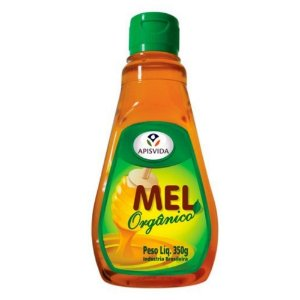 Mel Orgânico - Apis Vida 350gr