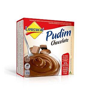 Pudim de Chocolate - Lowçucar 30gr