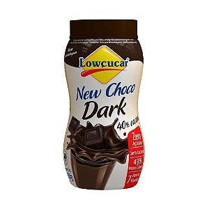 Achocolatado New Choco Dark Zero Açúcares - Lowçucar  210gr