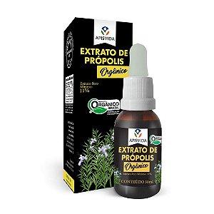 Extrato de Própolis Verde Orgânico 11% - Apis Vida 30ml