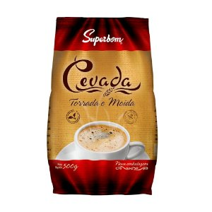 Cevada Torrada - Superbom 500gr