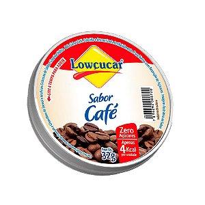 Bala de Café Zero Açúcar - Lowçucar 32gr