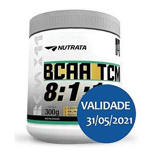 BCAA TCM 8:1:1 Sabor Limão - Nutrata 300gr