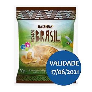 Mix de Castanha de Caju e do Pará - Raiz Do Bem 50gr