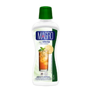 Adoçante Dietético C/ Stevia - Magro 80ml