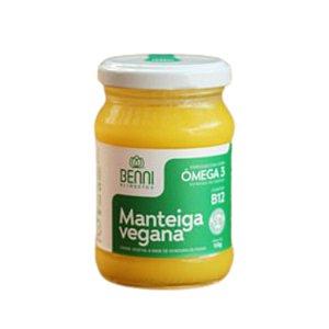 Manteiga Vegana com Ômega 3 e Vitamina B12
