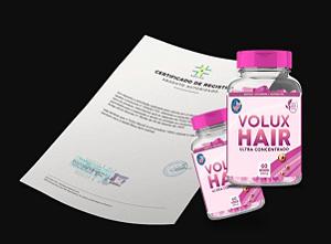 🥇 >> Volux Hair ® Original →【 Amostra Gratis Direto da Fábrica
