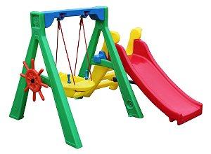 Baby Play com Balanço Jet Freso