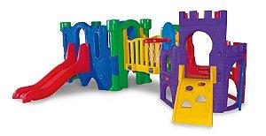Playground Castelo Petit com Petit Play Freso