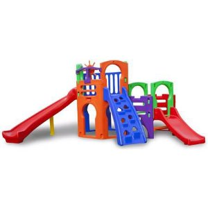 Playground MultiPlay com Escalada e Timão Freso