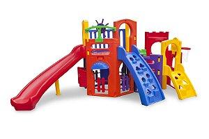 Playground Multiplay Petit com Play House Freso