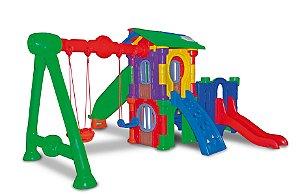 Playground Torre do Castelo Petit e Balanço Freso