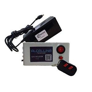 Comando controlador de LED RGB Alcallina