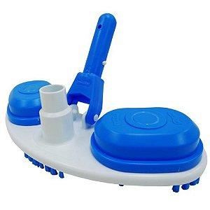 Aspirador de piscina Slim com Escova Sodramar