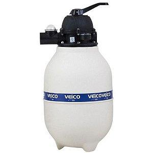 Filtro para piscina Fluidra/Veico V-30 (COM VÁLVULA)