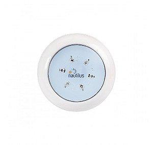 Luz de LED RGB 6W 12V 63MM 3/4 NAUTILUS
