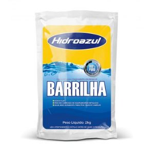 Barrilha fardo 2Kg Hidroazul