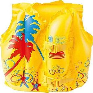 Colete inflável tropical 43x30cm Belfix