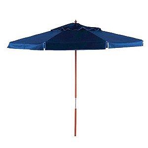 Ombrellone Itapema Bagum 2,00m Madeira Azul Belfix