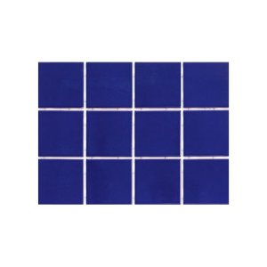 Revestimento de piscina Azul Royal Telado Strufaldi 10X10 - (VALOR POR M²)