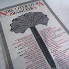 Livro Nova Literatura Brasileira Autor Vários Autores (1983) [usado]