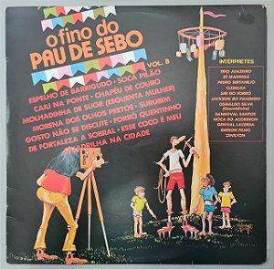 Disco de Vinil no Fino do Pau de Sebo Interprete Vários Artistas (1986) [usado]
