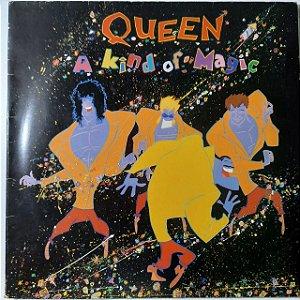 Disco de Vinil Queen a Kind Of Magic Interprete Queen (1986) [usado]