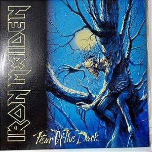 Disco de Vinil Iron Maiden - Fear Of The Dark Interprete Iron Maiden (1992) [usado]