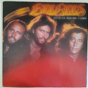 Disco de Vinil Bee Gees - Spirits Having Flown Interprete Bee Gees (1979) [usado]
