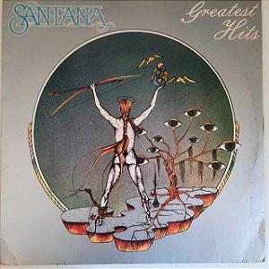 Disco de Vinil Santana Greatest Hits Interprete Santana (1971) [usado]