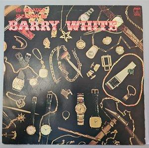 Disco de Vinil os Grandes Sucessos de Barry White Interprete Barry White (1982) [usado]