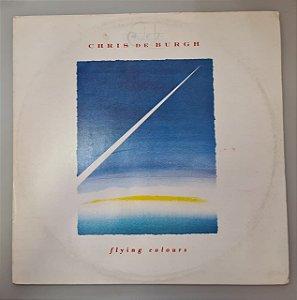 Disco de Vinil Flying Colours Interprete Chris de Burgh (1988) [usado]