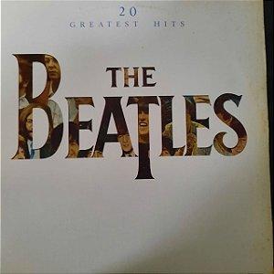 Disco de Vinil The Beatles - 20 Greatest Hits Interprete The Beatles (1986) [usado]