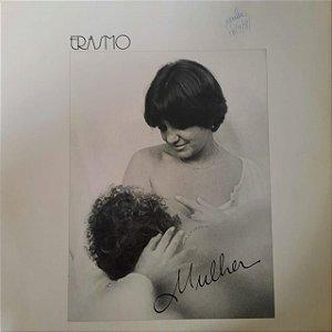 Disco de Vinil Erasmo Carlos - Mulher Interprete Erasmo Carlos (1981) [usado]