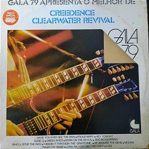 Disco de Vinil Creedence Clearwater Revival - Gala 79 Apresenta o Melhor de Interprete Creedence Clearwater (1979) [usado]