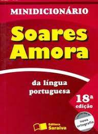 Livro Minidicionario Soares Amora da Lingua Portuguesa Autor Alves, Afonso Telles (2008) [usado]
