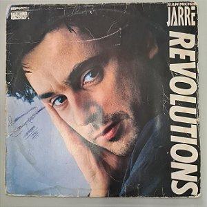 Disco de Vinil Revolution Interprete Jarre (1988) [usado]