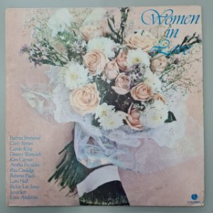 Disco de Vinil Women In Love Interprete Vários Artistas (1982) [usado]