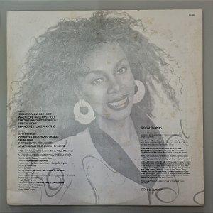 Disco de Vinil Another Place And Time Interprete Donna Summer (1989) [usado]