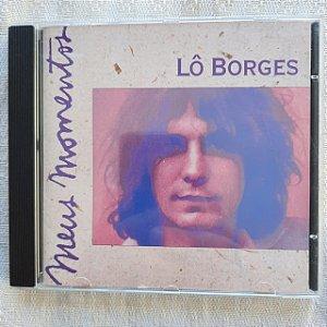 Cd Lô Borges - Meus Momentos Interprete Lô Borges (1994) [usado]