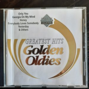 Cd Gratest Hits Golden Oldies Interprete Varios Artistas (1995) [usado]