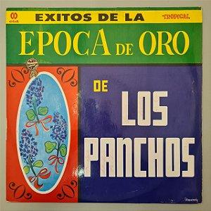 Disco de Vinil Exitos de La Epoca de Oro Interprete Los Panchos [usado]