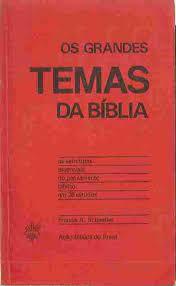 Livro Grandes Temas da Bíblia, os Autor Autor Desconhecido (1972) [usado]