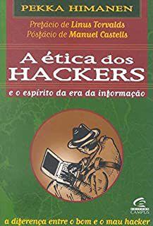 Livro Etica dos Hackers e o Espirito da Era da Informação, a Autor Himanen, Pekka (2001) [usado]